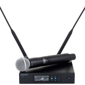 Shure QLXD wireless mic