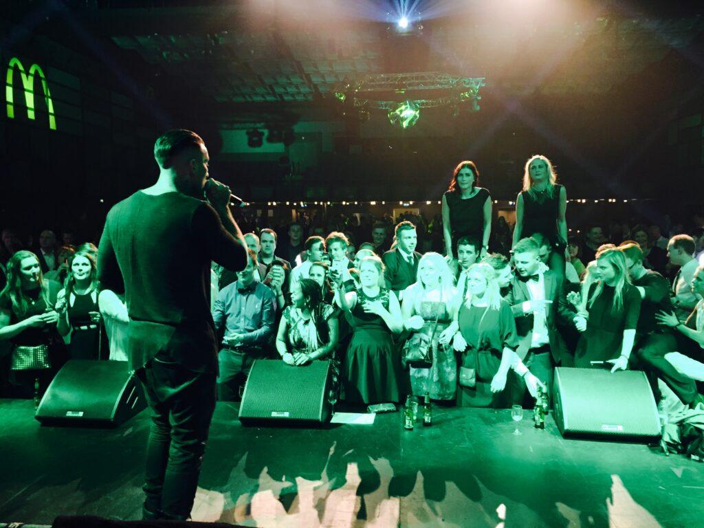 Tour produktion