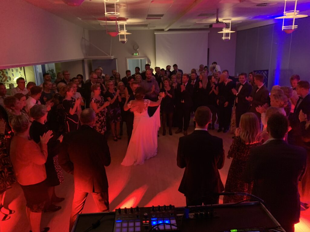 Bryllups DJ